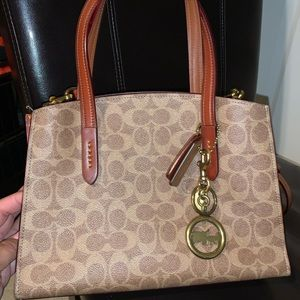 Coach retail purse